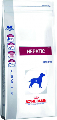 Royal Canin Veterinary Diet Dog - Hepatic - HF16