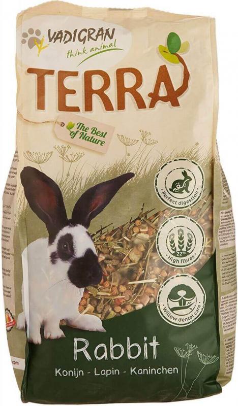TERRA Conejo mezcla
