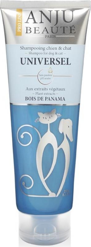 Shampoing Anju Universel au Bois de Panama pour chien et chat