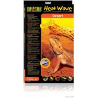 Plaques chauffantes Heatwave pour terrarium désertique