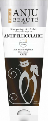 Shampoing Anju Anti-pelliculaire pour chien et chat