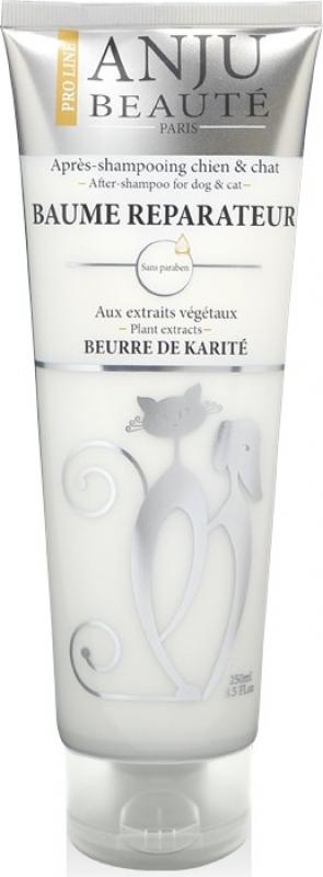 Baume après-shampoing Anju pour chat et chien