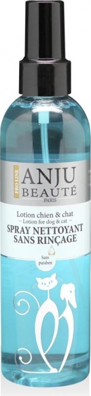 Spray nettoyant Anju Sans Rinçage pour chien et chat