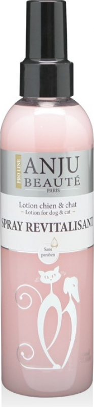 Spray soin Anju Revitalisante à la Kératine pour chien et chat