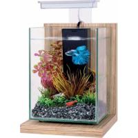 Kit aquarium décoratif Jalaya 9,3L