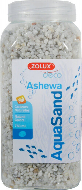 Sable Aquasand 6 coloris Ashewa 750 ml