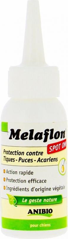 Melaflon Spot-on - Protection Antiparasitaire pour chien