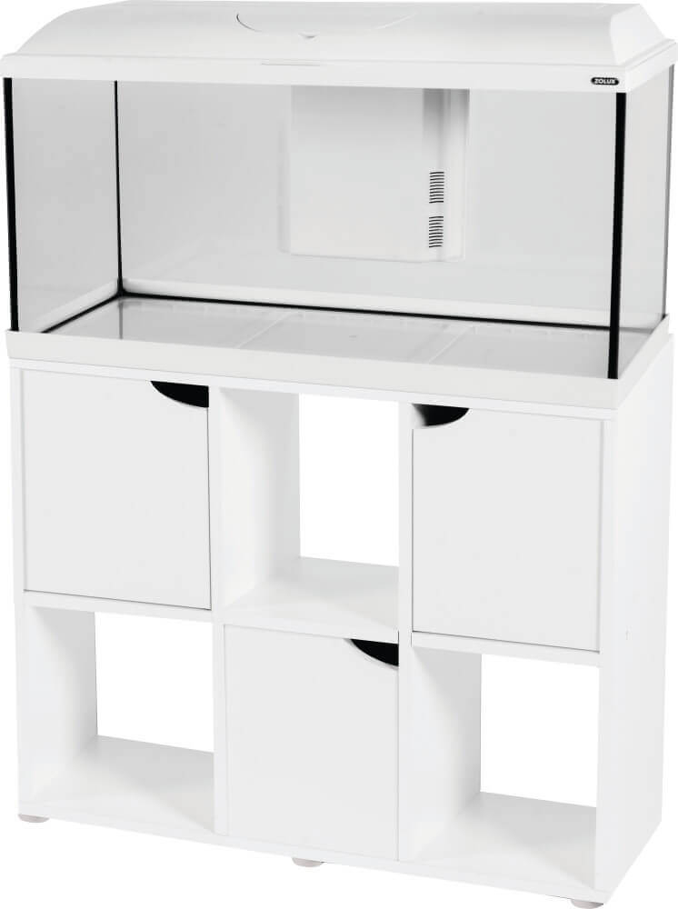 meuble aquarium iseo 100 x 30 cm aquarium et meuble. Black Bedroom Furniture Sets. Home Design Ideas