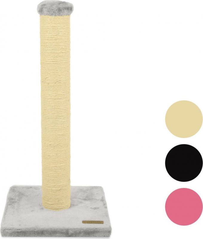 Kratzpfeiler ZOLIA NOUKI - verschiedene Farben - 62cm