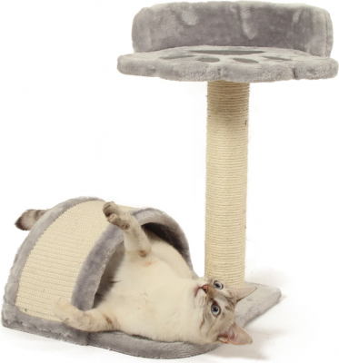 Kratzbaum ZOLIA FOXY für Kitten - 52cm