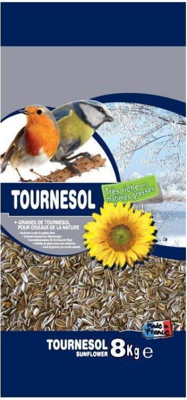 Sonnenblumenkerne für Vögel