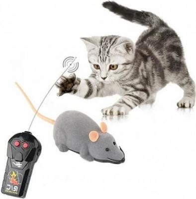 Jouet pour chat Souris télécommandée