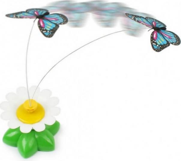 Giocatto per gatti Butterfly