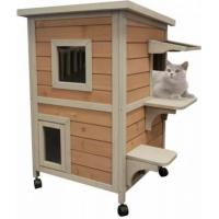 Casa de exterior para gato