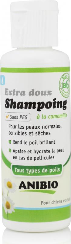 Shampoo all'Aloe Vera BIO per cani e gatti