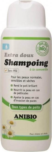 Shampoing à l'Aloé Véra BIO pour chien et chat