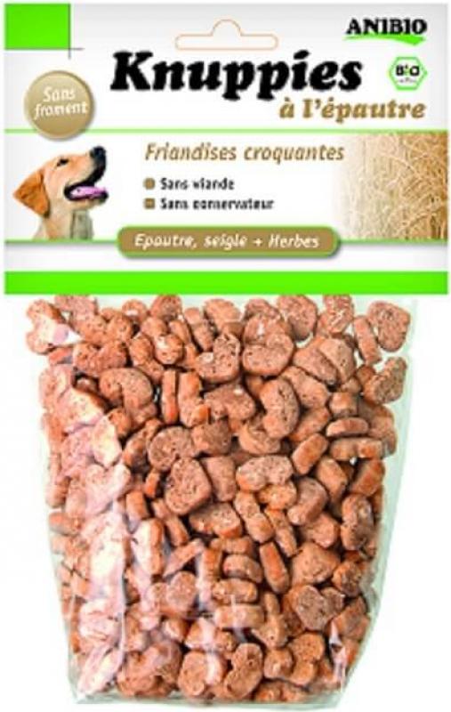 Knuppies - Snacks pour chien à l'épeautre / Seigle BIO