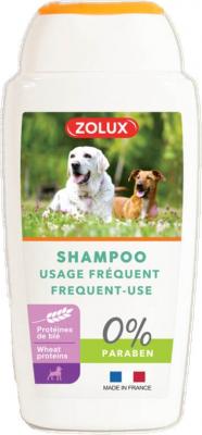 Shampooing à usage fréquent