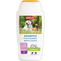 Shampooing poils blancs