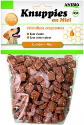 Knuppies - Snacks pour chien au Miel BIO
