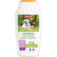 Shampooing anti-odeur pour chien
