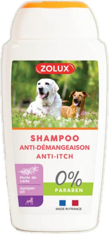 Shampoing anti-démangeaison pour chien Zolux