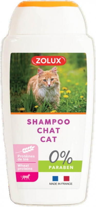 Shampooing pour chat