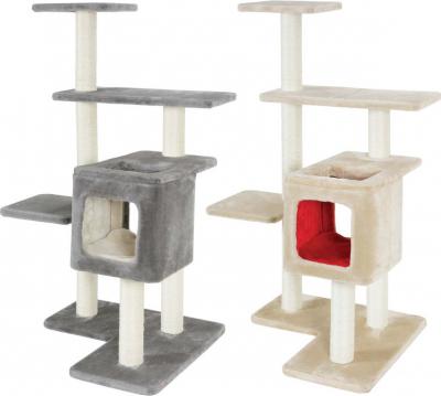 Arbre à chat Cube d'angle 116 cm