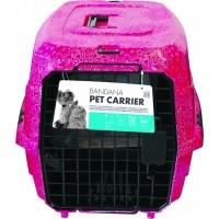 Caisse de transport pour chien et chat Bandana