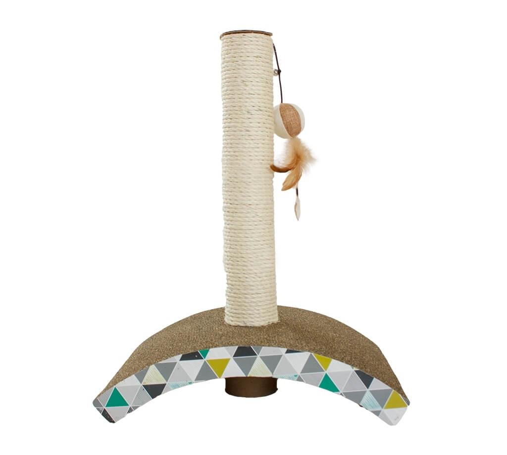 Tour à griffer pour chat Petstages avec jouets_0
