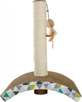 Kratzbaum Petstages mit Spielzeugen