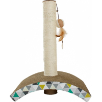 Tour à griffer pour chat Petstages avec jouets (1)