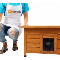 Holzhütte für Katzen Zolia Twixie
