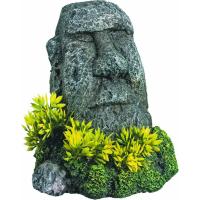 Moai Aquarium Dekoration