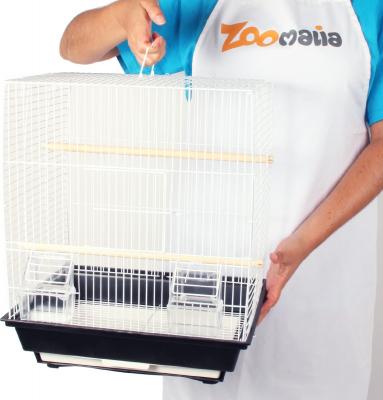 Cage pour petits oiseaux KIKO Zolia