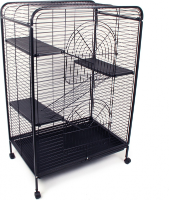 Cage Zolia MALO pour furets, rongeurs
