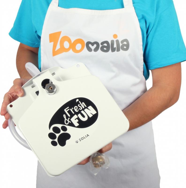 Fontaine d'extérieur / Jouet d'été pour chien : Fresh & Fun Zolia