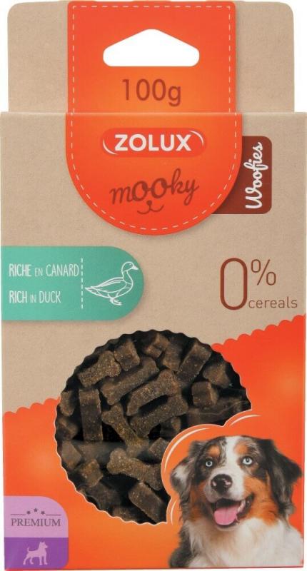 Friandise pour chien MOOKY premium au canard sans céréales