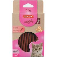 Friandise pour chat MOOKY Bâtonnets au saumon