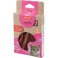 Friandise pour chat MOOKY Bâtonnets au boeuf