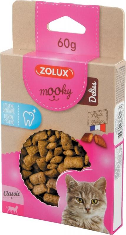 Friandise pour chat MOOKY Hygiène dentaire