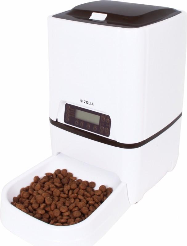 ZD 120 programmierbarer Trockenfutterspender für Hunde und Katzen