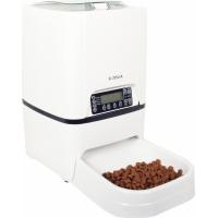 Futterautomat Zolia ZD 120 - programmierbarer Trockenfutterspender für Hunde und Katzen