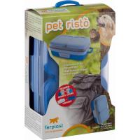 Conteneur Pet Risto ensemble de voyage pour chat et chien