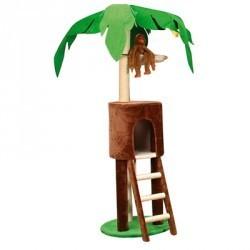 arbre a chat jungle