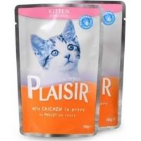 Equilibre & Instinct Repas plaisir en sauce pour chaton
