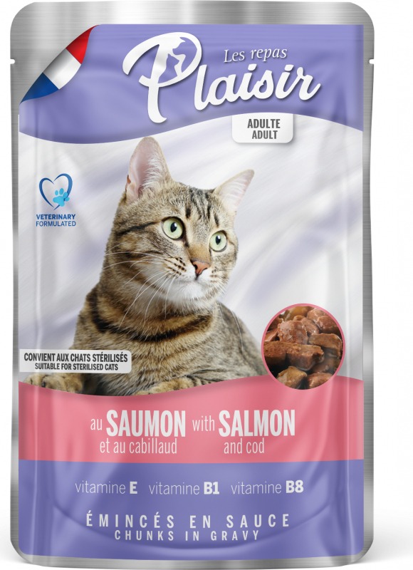 Equilibre & Instinct plaisir voor volwassen katten