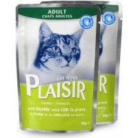 Equilibre & Instinct Repas plaisir en sauce pour chat Adulte
