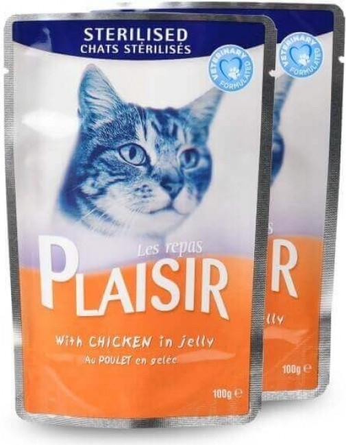 Equilibre & Instinct Repas plaisir en gelée pour chat Stérilisé