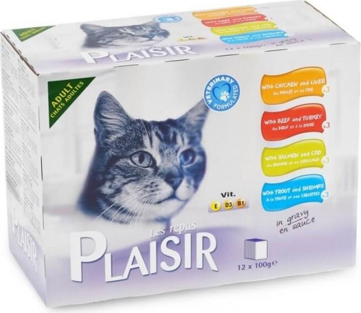 Equilibre & Instinct Pack Repas plaisir émincés en sauce pour chat